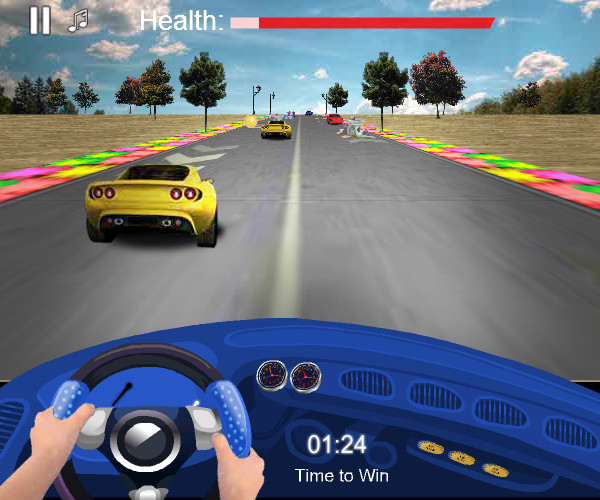 Download Cars 3d Speed 3 Game