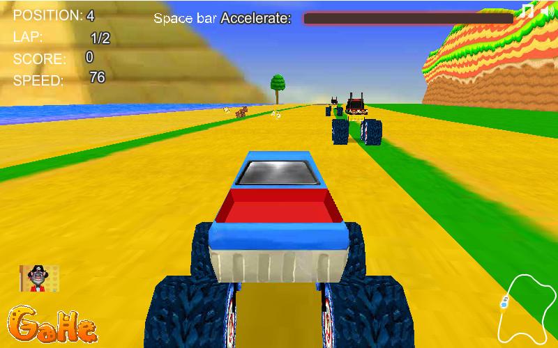 gahe racing games