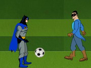 Online game Batman Soccer