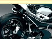 Online igrica Future Motorbike Jigsaw