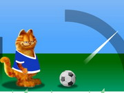 Online igrica Garfield Football
