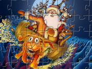 Santa Clause Jigsaw