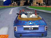 Online game Spiderman Racing 3d