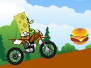 Spongebob Motorbiker