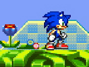 Online game Ultimate Flash Sonic