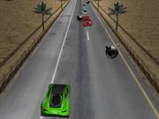 Online igrica 3d Superhero Racer