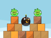 Online game Angry Birds Bomb 2