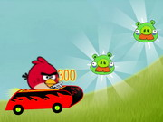 Online game Angry Birds Kart