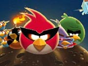Online igrica Angry Birds Space