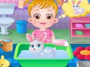 Hazel Bebek Evcil Hayvan Bakımı