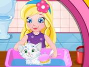 Igrica za decu Baby Sofias White Kitty