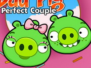 Online game Bad Pig Perfect Couple