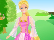 Online game Barbie As Rapunzel