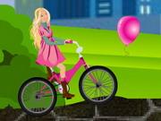 Online game Barbie Bike Bike