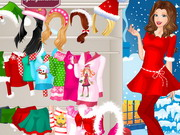 Barbie Christmas Night