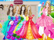 Barbie Dress Up Games Fashion Games Barbie Prom Princess Dress Up