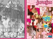 Online game Barbie Puzzle