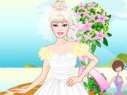 Online game Barbie Seaside Wedding