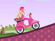 Online igrica Barbie Stunts free for kids