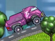 Vezesd Barbi teherautóját