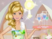 Online igrica Barbie Waitress