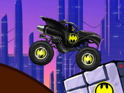 Online game Batman Truck 2