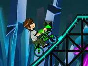 Online igrica Ben 10 Bmx Stunt 2