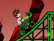 Online igrica Ben 10 Bmx Stunt