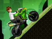 Online game Ben 10 Extreme Ride