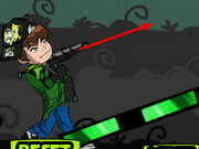 Online game Ben 10 Extreme Shooter