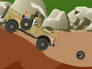 Online igrica Ben 10 Jeep