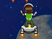 Online igrica Ben 10 Jump Space