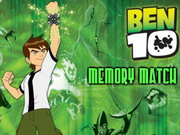 Online igrica Ben 10 Memory Match