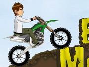 Online igrica Ben 10 Moto Mania