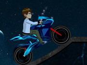 Online igrica Ben 10 Moto Ride 2