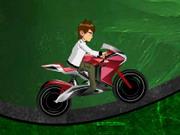 Online igrica Ben 10 Moto Ride