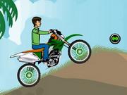 Online game Ben 10 Motocross 2