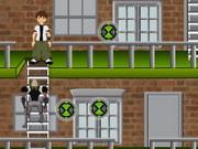 Online igrica Ben 10 Power Hunt