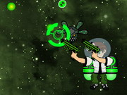 Igrica za decu Ben 10 Space Shooter