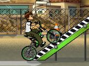 Online igrica Ben 10 Street Stunt