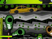 Online game Ben 10 Taxi Driver
