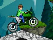 Igrica za decu Ben 10 Turbo Racer