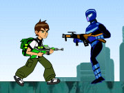 Online igrica Ben10 Fighting Adventure