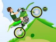 Online igrica Ben10 Motocross