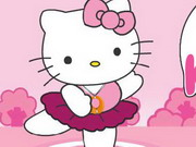 Online game Dancing Hello Kitty