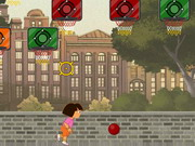 Online game Dora Basketball