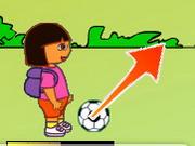 Dora Play Football