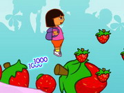 Baby Dora Strawberry World