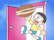 Igrica za decu Doraemon Anywhere Door