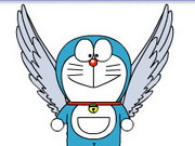 Online igrica Doraemon Dress Up
